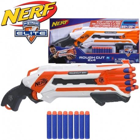 Nerf: N-Strike Elite Rough Cut szivacskilövő A1691