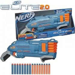 Nerf: Elite 2.0 Waden DB-8 szivacslövő fegyver E9959