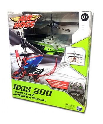 Air Hogs Axis 200 Távirányítós Helikopter Drón (Zöld) 6026252