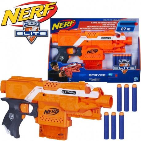 Nerf: N-Strike Elite Stryfe elemes szivacslövő fegyver A0200