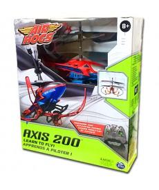 Air Hogs Axis 200 Távirányítós Helikopter Drón (Piros) 6026252