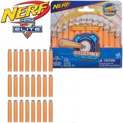 Nerf: N-Strike Elite Accustrike szivacslövedék utántöltő 24db C0163