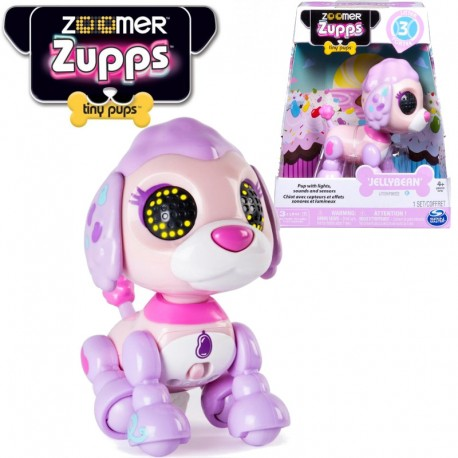 Spin Master Zoomer Zupps: Jellybean Interaktív Robot Kutya 6033742