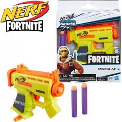 Nerf: Fortnite Micro AR-L szivacslövő fegyver E6741