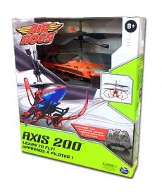 Air Hogs Axis 200 Távirányítós Helikopter (Narancssárga) 6026252