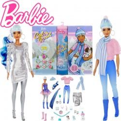 Barbie Color Reveal: Meglepetés Adventi naptár HBT74