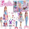 Barbie Dreamtopia: Meglepetés Adventi naptár GJB72