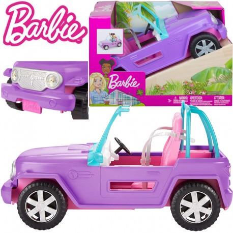 Barbie: Kétszemélyes terepjáró GMT46