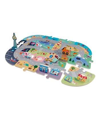 Sago Mini Robin Mesebeli Kirándulása Puzzle Matrac 6041607