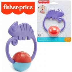 Fisher-Price: Esőerdős csörgők - Kaméleon FGJ54