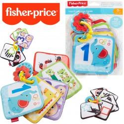Fisher-Price: Számos tanuló kártyák GFX90