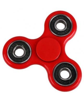 Fidget Spinner Super 360 Stresszoldó Csapágyas Játék (Piros) 1030008