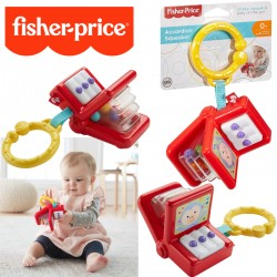 Fisher-Price: Harmonika csörgő DRD88