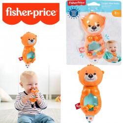 Fisher-Price: Éhes vidrapocak csörgő FXC21