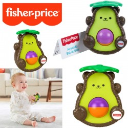 Fisher-Price: Incsi-fincsi állatpajti - avokádó mackó GJW22
