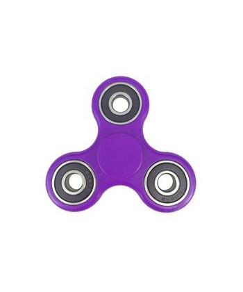 Fidget Spinner Super 360 Stresszoldó Csapágyas Játék (Lila) 1030008
