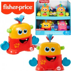 Fisher-Price: Stewart mókás mini szörnyecske FHF83