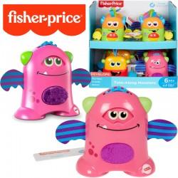 Fisher-Price: Dottie mókás mini szörnyecske FHF83