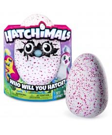 Hatchimals Interaktív Kikelthető Pingvin Tojás (Rózsaszín) 6028874
