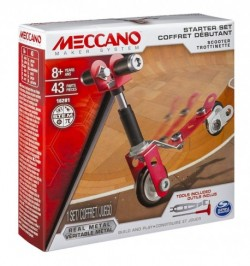 Meccano Starter Set Scooter Roller Szett 6026713
