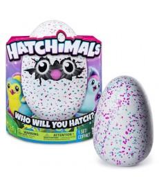 Hatchimals Penguella Kékeszöld Tojásban (Kékeszöld) 6034333