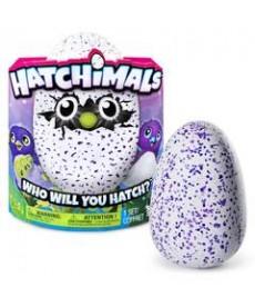 Hatchimals Draggles Interaktív Kikelthető Sárkány Tojás (Lila) 6034335