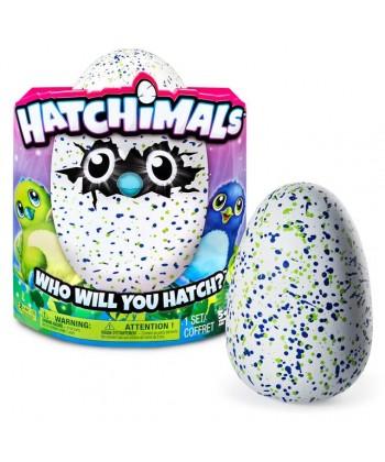 Hatchimals Draggles Interaktív Kikelthető Sárkány Tojás (Zöld) 6028895