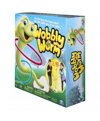 Wobbly Worm Karikás Játék 6036368