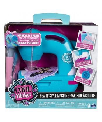 Cool Maker: Sew N' Style Varrógép 20088603