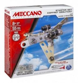 Meccano: Repülõ fém építő kezdőszett 6026713