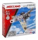 Meccano Repülõ fém építő kezdőszett 6026713