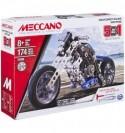 Meccano: Motor 5 az 1ben fém építő szett 6036044