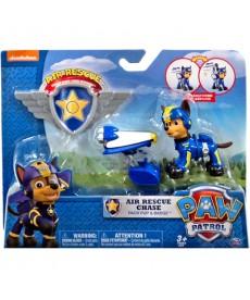 Mancs Őrjárat Légimentő Chase Kutyus (Kék) 6027031