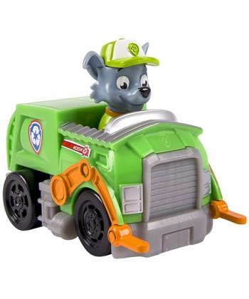 Mancs Őrjárat Rocky Kutya Autója (Fehér-Zöld) 6022631
