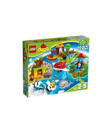 Lego A Világ Körül 10805
