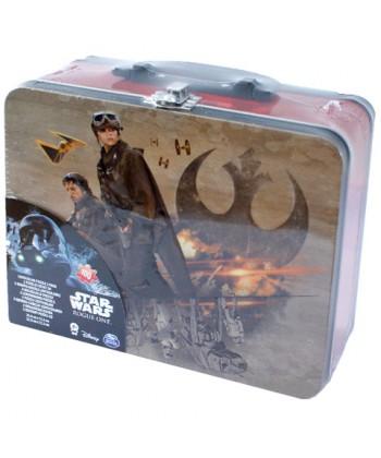 Star Wars Zsivány Egyes Puzzle Fém Bőröndben 100db-os 6035571