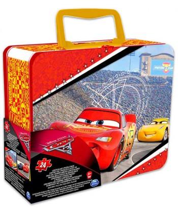 Verdák 3 3D Hatású Puzzle Fém Bőröndben 6035603