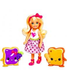 Barbie Dreamtopia Chealsea babák (lila) FDJ09