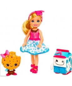 Barbie Dreamtopia Chealsea babák (kék) FDJ09