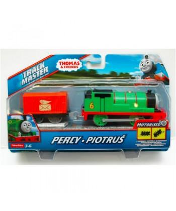 Percy TrackMaster mozdony rakománnyal BML07