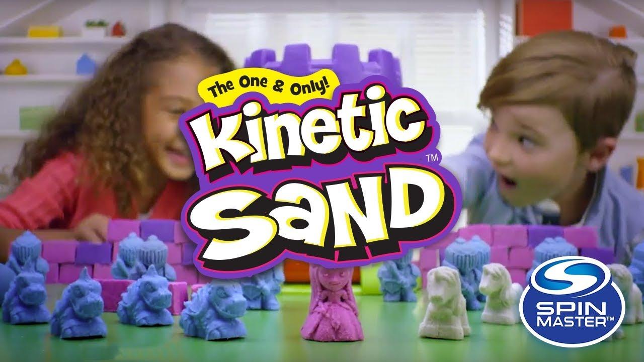 Kiemelt ajanlatok Kinetic Sand Játék Center