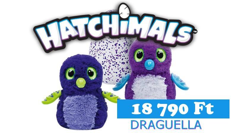 Hatchimals Rendelés