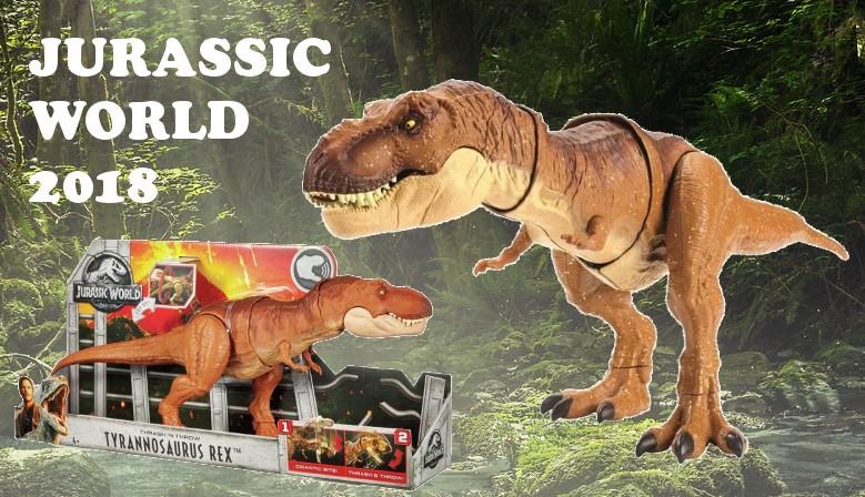 Jurassic World 2018 - Játék Center jatek.center